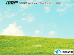 <font color='#FF0000'>雨林木风Win10系统 64位免激活专业版 v2021.02</font>